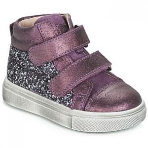 Ψηλά Sneakers Acebos 5299AV-LILA-C