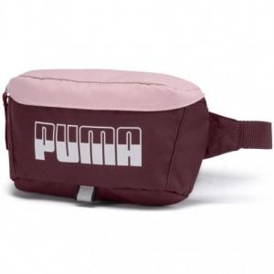 Puma Plus Waist II bag maroon-pink