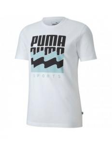 Puma Summer Graphic Tee M