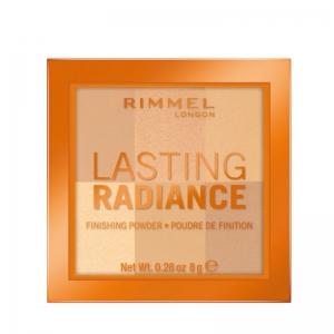 RIMMEL LASTING RADIANCE POWDER 001 Ivory 8gr