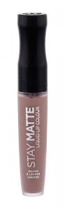 RIMMEL Stay Matte Liquid Lip Colour matowa pomadka w plynie 220 Fatal Kiss 5,5ml