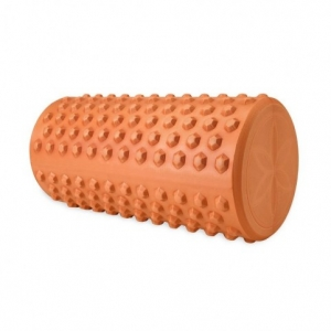 Roller for massage with rests