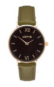 Ρολόι Loftys Vintage με πράσινο
