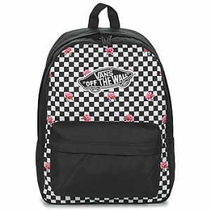 Σακίδιο πλάτης Vans WM REALM BACKPACK ROSE CHECKERBOARD