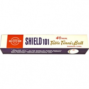 Shield table tennis balls