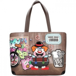 Shopping bag Braccialini B14552