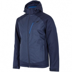 Ski jacket 4f M H4Z18-KUMN002 dark navy blue