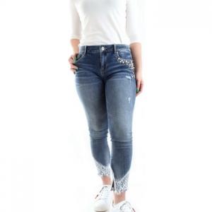 Skinny jeans Fracomina FR20SPJHAUDRY1