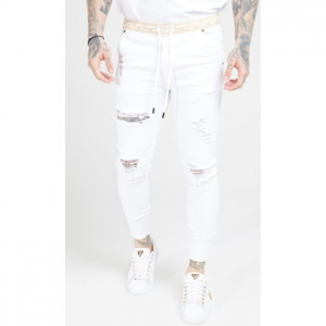Skinny Τζιν Siksilk ELASTICATED