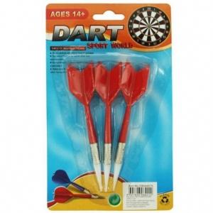 Soft darts 3 pcs EBO44576
