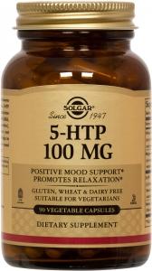 Solgar 5-HTP (5-Υδροξυ-Τρυπτοφανη)