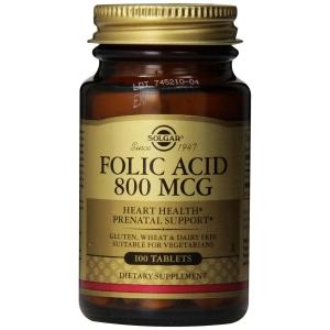 Solgar Folacin (Folic Acid)