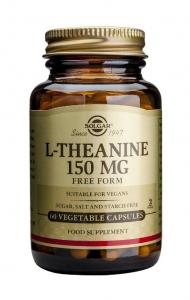 Solgar L-Theanine Συμπλήρωμα