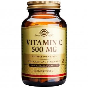 Solgar Vitamin C Αντιοξειδωτική