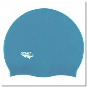 SPURT SC12 silicone cap light blue