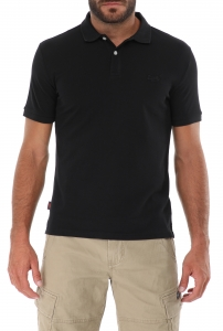 SUPERDRY - Ανδρική polo μπλούζα