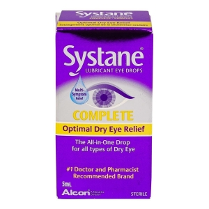 Systane Complete Λιπαντικές