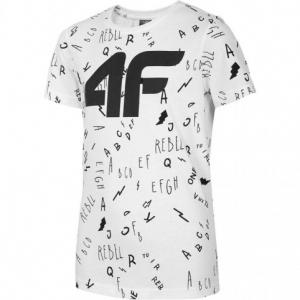 T-shirt 4F JR HJL20-JTSM002
