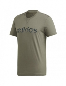 T-shirt adidas E Camo Linear