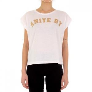 T-shirt με κοντά μανίκια Aniye