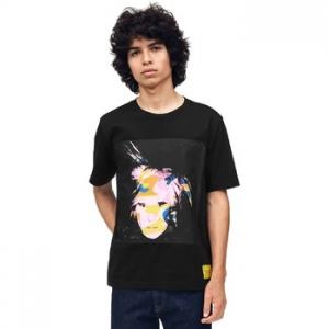 T-shirt με κοντά μανίκια Calvin