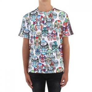 T-shirt με κοντά μανίκια Custo