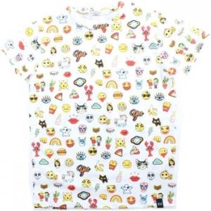 T-shirt με κοντά μανίκια Daniele