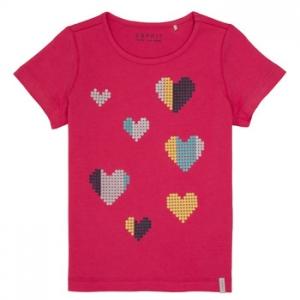 T-shirt με κοντά μανίκια Esprit