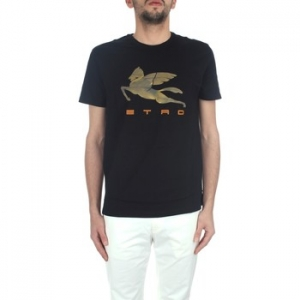 T-shirt με κοντά μανίκια Etro