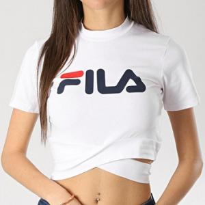 T-shirt με κοντά μανίκια Fila