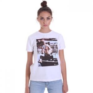 T-shirt με κοντά μανίκια Fracomina