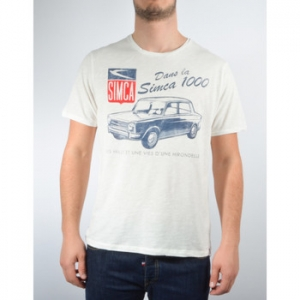 T-shirt με κοντά μανίκια French