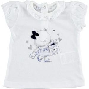T-shirt με κοντά μανίκια Ido