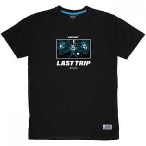 T-shirt με κοντά μανίκια Jacker