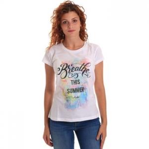 T-shirt με κοντά μανίκια Key