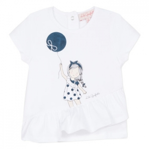 T-shirt με κοντά μανίκια Lili