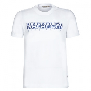 T-shirt με κοντά μανίκια Napapijri