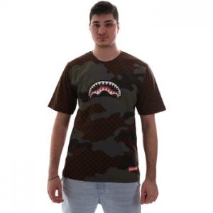 T-shirt με κοντά μανίκια Sprayground