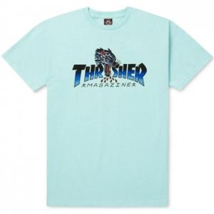 T-shirt με κοντά μανίκια Thrasher
