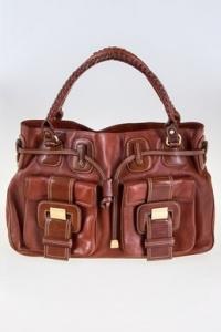 Ταμπά Δερμάτινη Pocket Τσάντα