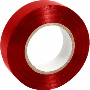 Tape for gaiters Select red