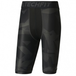 Theritien shorts adidas Techfit Chill Print Tights M CD3891