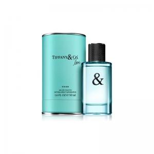 TIFFANY & Co. TIFFANY & LOVE MAN EAU DE TOILETTE 50ml