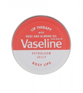 Vaseline Lip Therapy Rosy Lips Lip Balm 20gr (For All Ages)