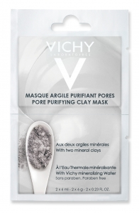 VICHY PURIFYING PORE MINERAL MASK 2x6ml