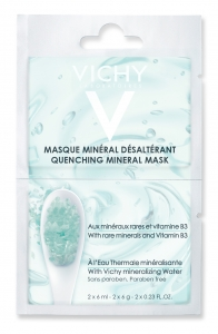 VICHY QUENCHING MINERAL MASK 2x6ml