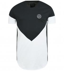 Vinyl art asymmetric core tee ανδρικό T-shirt 76111