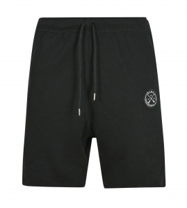 Vinyl art shorts with sided