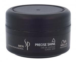 Wella Sp Men Precise Shine Hair Wax 75ml (Strong Fixation)