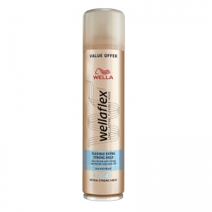 WELLAFLEX HAIRSPRAY FLEXIBLE EXTRA STRONG HOLD 400ml